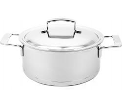 Silver 7 Kookpot Ø 20cm 3l Demeyere