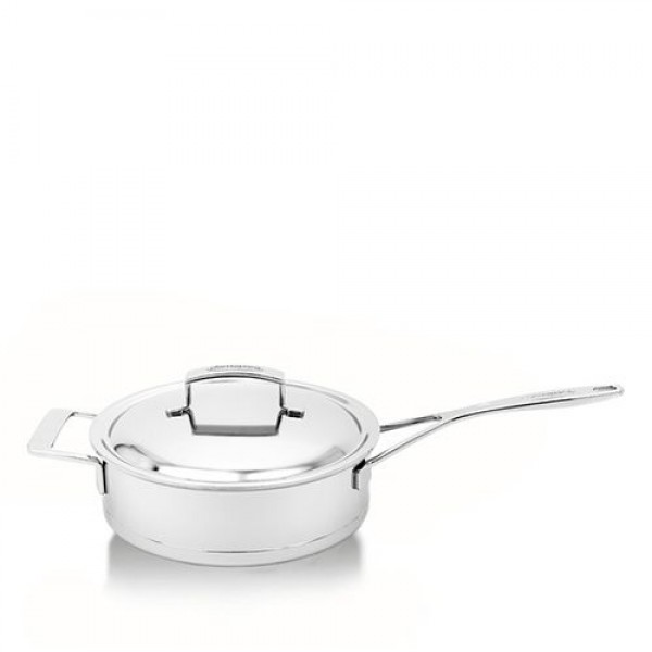 Demeyere Sauteerpannen Silver 7 Lage Sauteuse Ø 24cm 2,8l