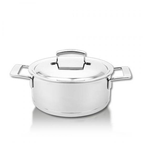 Demeyere Kookpotten Silver 7 Kookpot Ø 22cm 4l