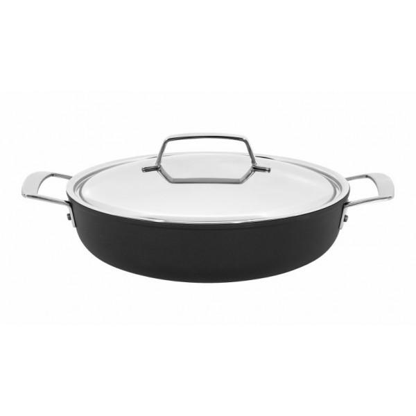 Demeyere Kookpotten Alu Pro lage kookpot met deksel 28cm