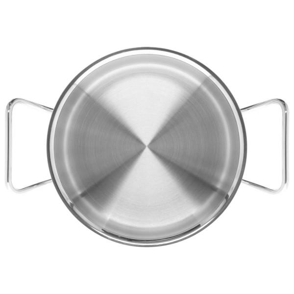 Diverto 3 Kookpot 20 cm met glasdeksel Demeyere