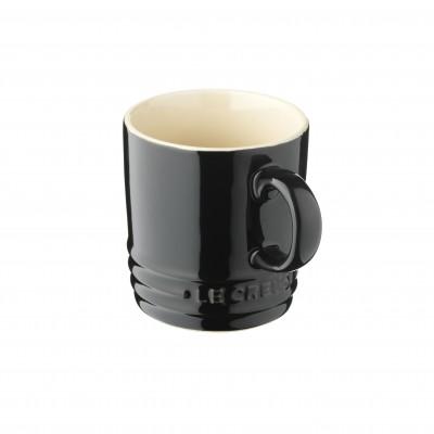 Koffiebeker 20cl Zwart Le Creuset