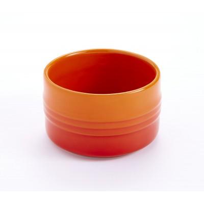 Mini soufflé 9cm Oranjerood Le Creuset