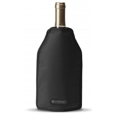 WA-126 Wijnkoeler Zwart Le Creuset