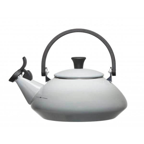 Le Creuset Zen Fluitketel 1,5L Mist Grey