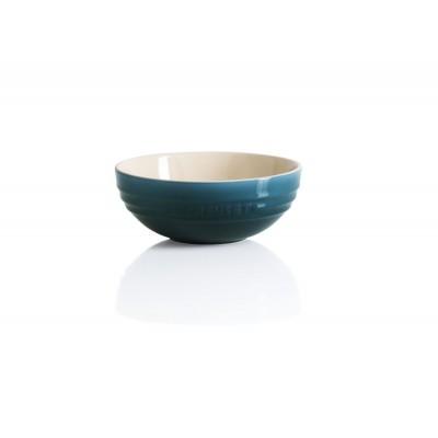 Small bowl 15cm Deep Teal Le Creuset