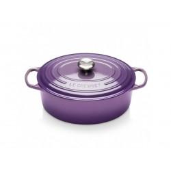 Ovale cocotte 31cm Ultra Violet
