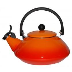 Zen Fluitketel 1,5L Oranjerood