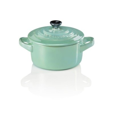 Mini braadpan 10cm Pearlized Light Cool Mint Le Creuset