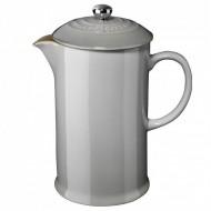 Koffiepot met pers 0,8l Mist Grey