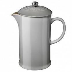 Koffiepot met pers 0,8l Mist Grey   Le Creuset