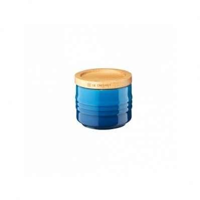 Suikerpotje met houten deksel 5,5cm 0,08l Marseille