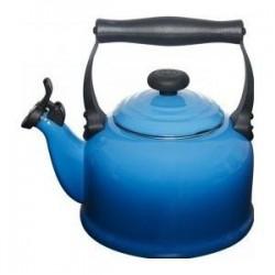 Fluitketel Carribean Blue  Le Creuset