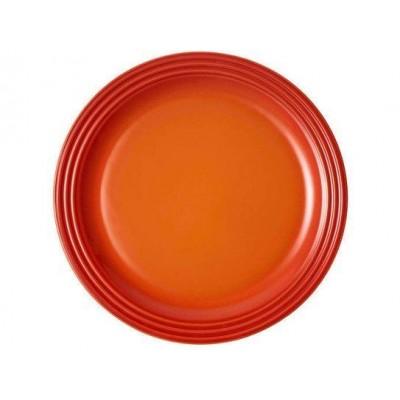 Dinerbord 27cm Oranjerood Le Creuset