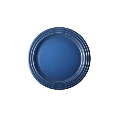 Klein bord 22cm Marseilleblauw Le Creuset