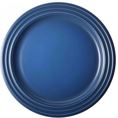 Klein bord 22cm Marseilleblauw