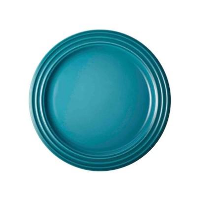 Klein bord 22cm Caribbean Blue Le Creuset