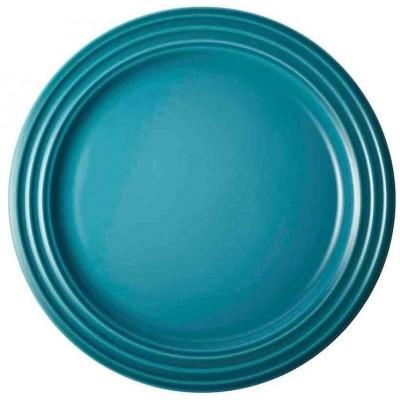 Klein bord 22cm Caribbean Blue