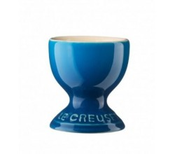 Eierdopje 6cm Marseilleblauw Le Creuset