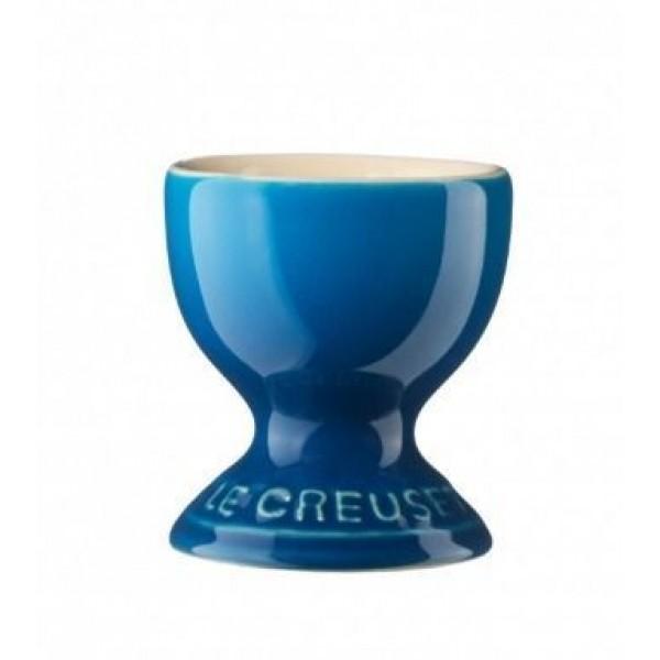 Le Creuset Eierdopjes Eierdopje 6cm Marseilleblauw