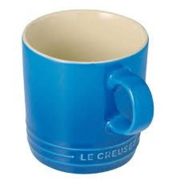 Le Creuset Mokken en Bekers Koffiebeker 0,2l Marseilleblauw