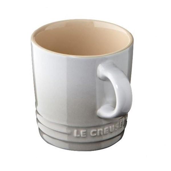 Le Creuset Mokken en Bekers Koffiebeker 0,2l Mist Grey