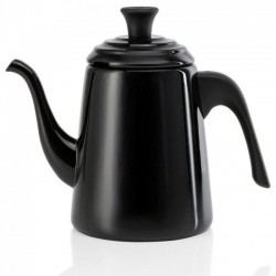 Barista Waterketel 700ml Ebbenzwart  Le Creuset