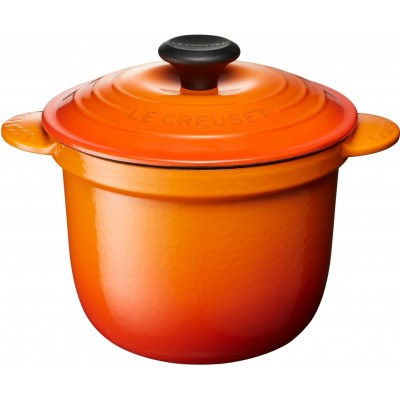 Cocotte Every Oranjerood 18cm  Le Creuset
