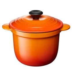 Mini Cocotte Every 13cm Oranjerood  Le Creuset
