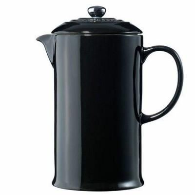 Koffiepot met pers 0,8L Ebbenzwart Le Creuset