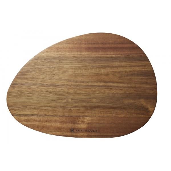 Le Creuset Acacia serveerplank 36 X 25cm