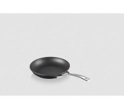Anti-aanbak braadpan 20cm zwart Le Creuset