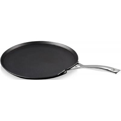 Anti-aanbak pannenkoekpan 28cm Zwart  Le Creuset