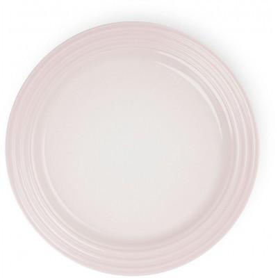 Klein bord 22 cm Shell Pink