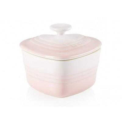 Ramekin hartvorm 0,3l Shell Pink Le Creuset