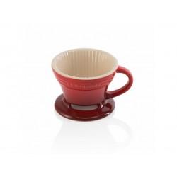Koffiefilter 0,3l Kersenrood  Le Creuset