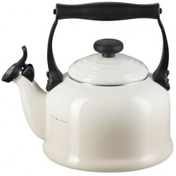 Tradition Fluitketel 2,1l Meringue  Le Creuset