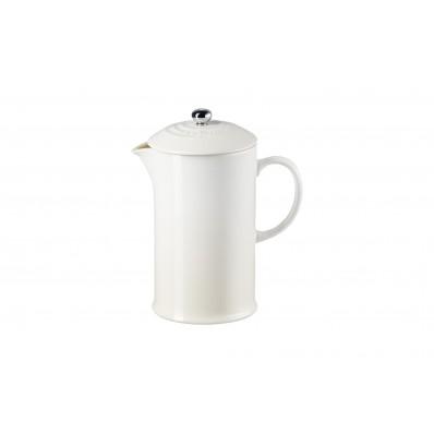 Koffiepot met pers 22cm 0,8l Meringue