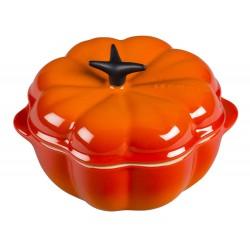 Pompoen mini-Braad/Stoofpan Oranjerood