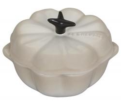 Pompoen Mini-Braad/Stoofpan Meringue Le Creuset