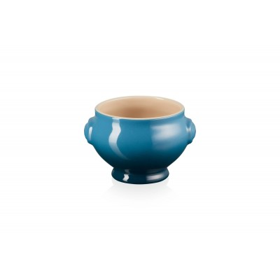 Soepkom 600ml Deep Teal Le Creuset