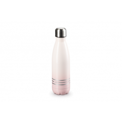 Waterfles in Shell Pink 500ml  Le Creuset