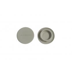 Molendeksel per 2 in Mist Grey