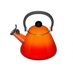 Kone Fluitketel 1,60L Oranjerood