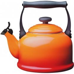 Tradition Fluitketel 2,10L Oranjerood