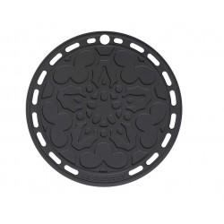 Onderzetter 20cm Zwart