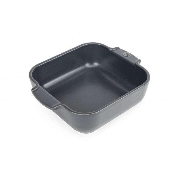Appolia vierkante ovenschotel 21cm Leisteen Peugeot
