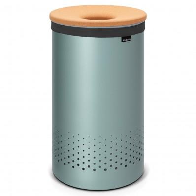 Wasbox 60L Kurken Deksel Mint