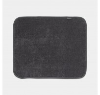 Microvezel afdruipmat 47X40cm Dark Grey