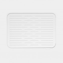 Afdruipmat Silicone 44x32cm Light Grey  Brabantia